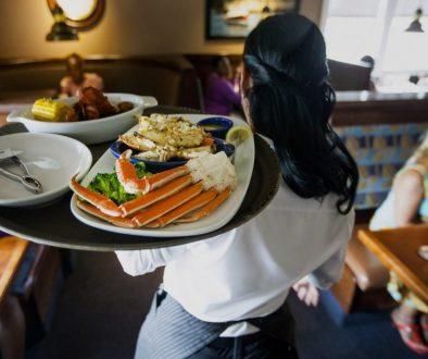 Server Vs. Waiter